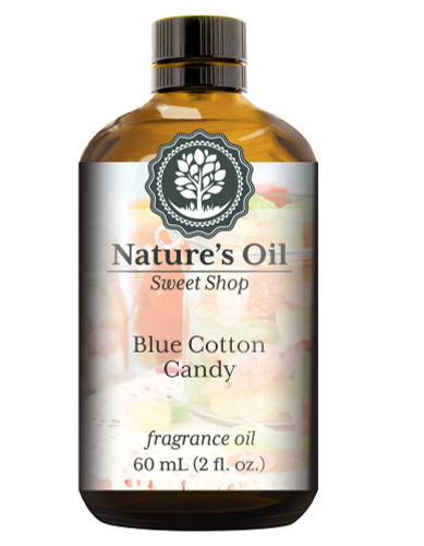 Blue Cotton Candy Fragrance Oil