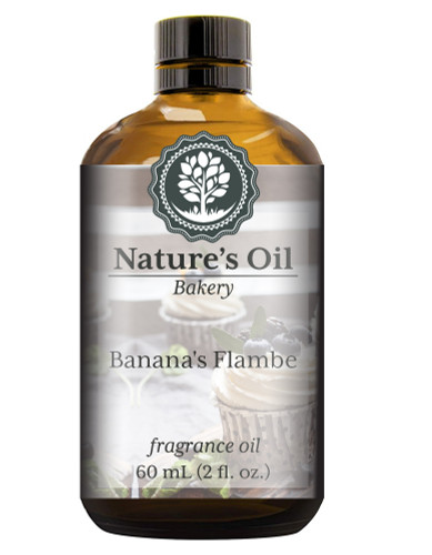 Banana's Flambe Fragrance Oil