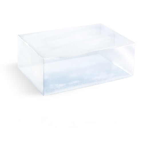 Organic Clear Melt and Pour Soap Base