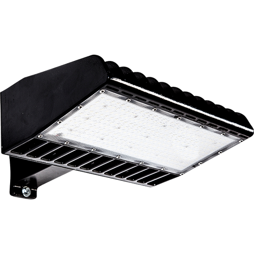 LED COMMECIAL PARKING LOT LIGHTS, 100W, 13,762+ LUMEN, 5000K, 100 - 277V, 400W HID REPLACEMENT
