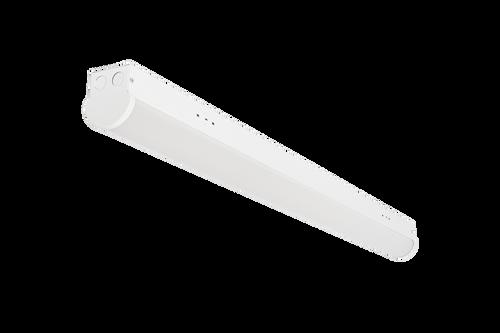 Linear LED Lighting Low Bay fixture, 4' 24W, 3300 Lumen