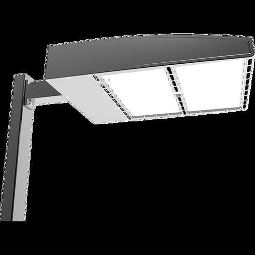 LED PARKING LOT LIGHTS, 200W, 30,500+ LUMEN, 5000K, 100 - 277V, 1,000W METAL HALIDE REPLACEMENT