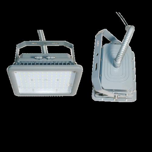 A series Explosion proof LED flood light fixtures, C1 D2, 60W -200W