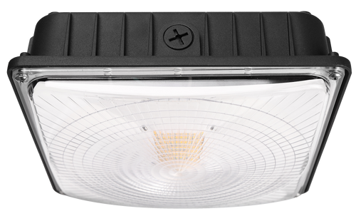 Side view of Canopy Lights / ATM Lighting & Drive Thru Lights, 70W, 8020 Lumen