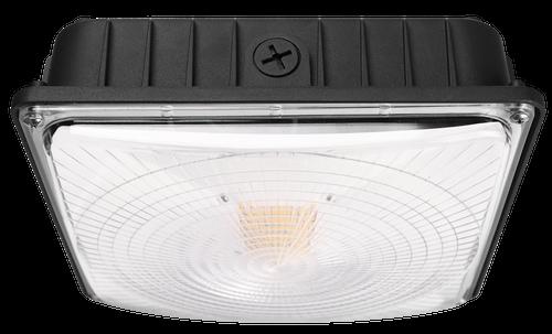 Side view of Canopy Lights / ATM Lighting & Drive Thru Lights, 70W, 8020 Lumen