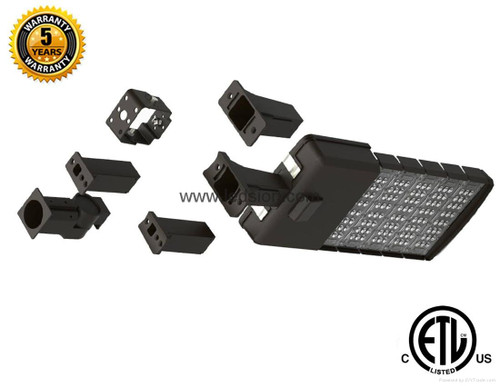 100W Version has only one LED panel, not 3.