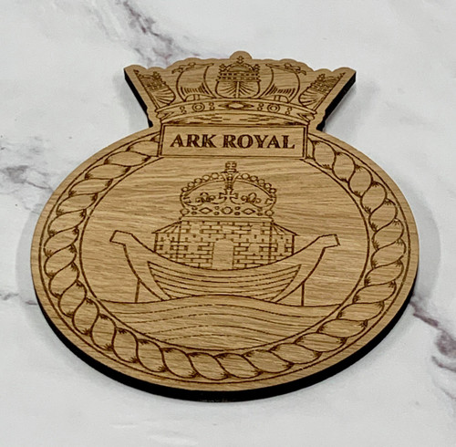 Ark Royal Coasters Set of 4