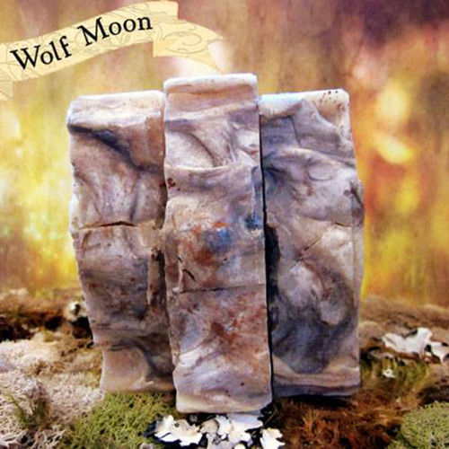 Wolf Moon Luxury Soap