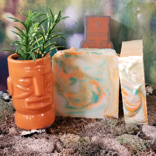 Enchanted Tiki Luxury Soap