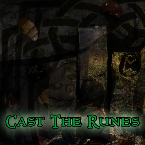 Cast the Runes Aromatic Elixir