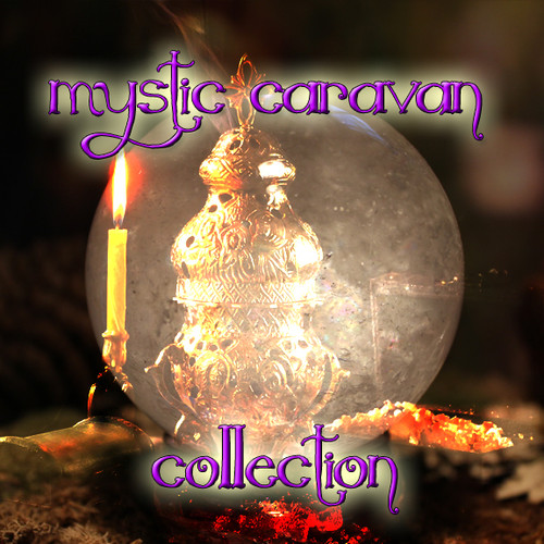 Mystic Caravan Collection Fragrance Melts