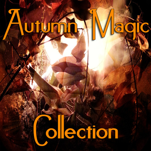 Autumn Magic Collection Candle