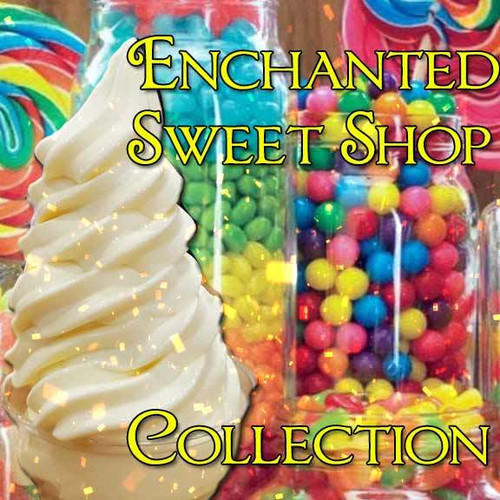 Enchanted Sweet Shop Collection Candle