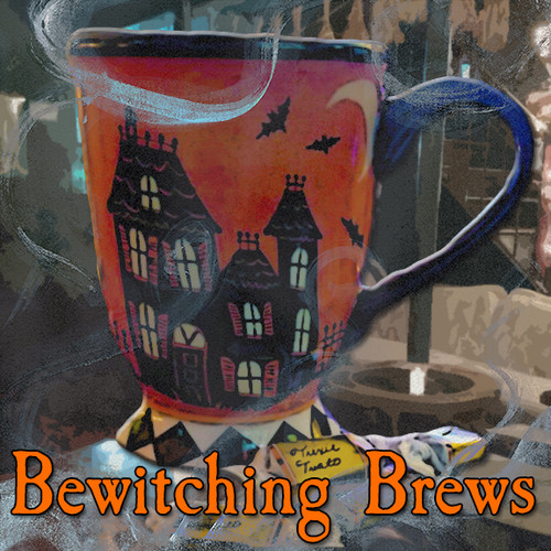 Bewitching Brews Collection Candles