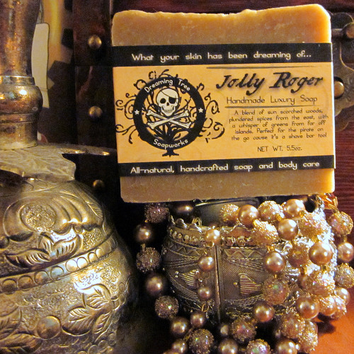 Jolly Roger Shave and Body Bar