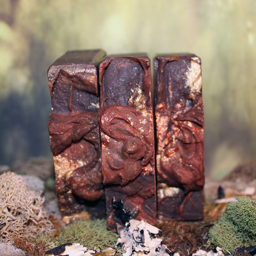 Fires at Midnight Luxury Soap