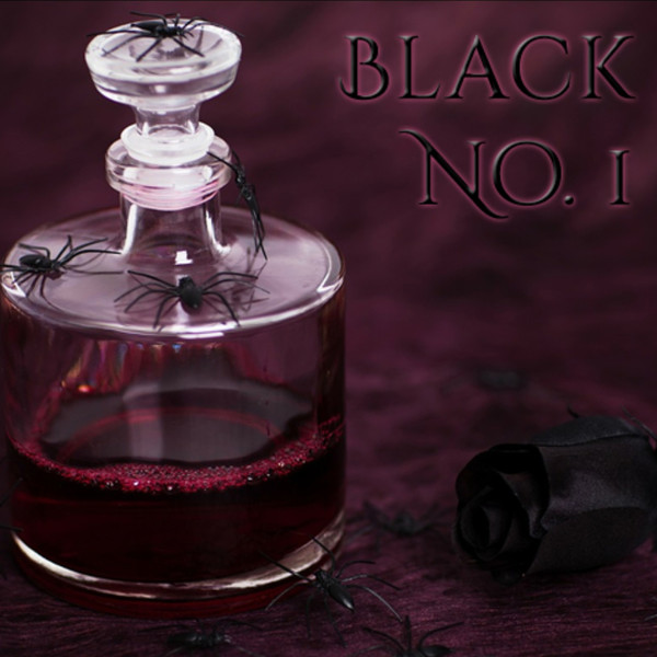 Black No 1 Aromatic Elixir