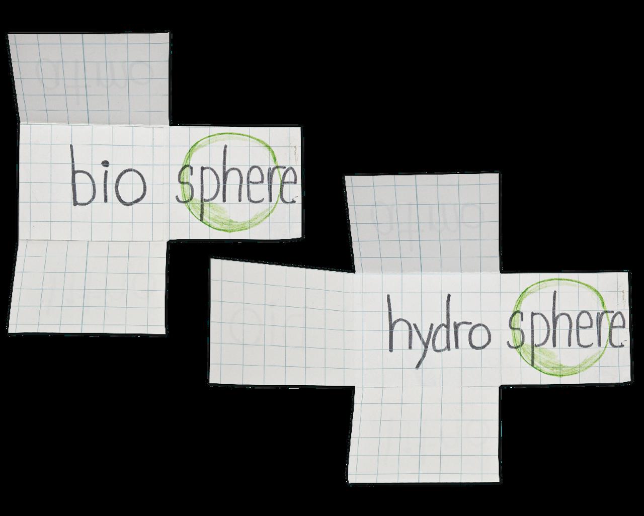 Biosphere-hemisphere