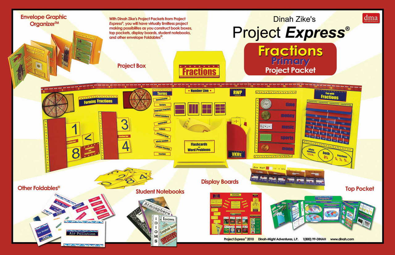 Fractions primary-2