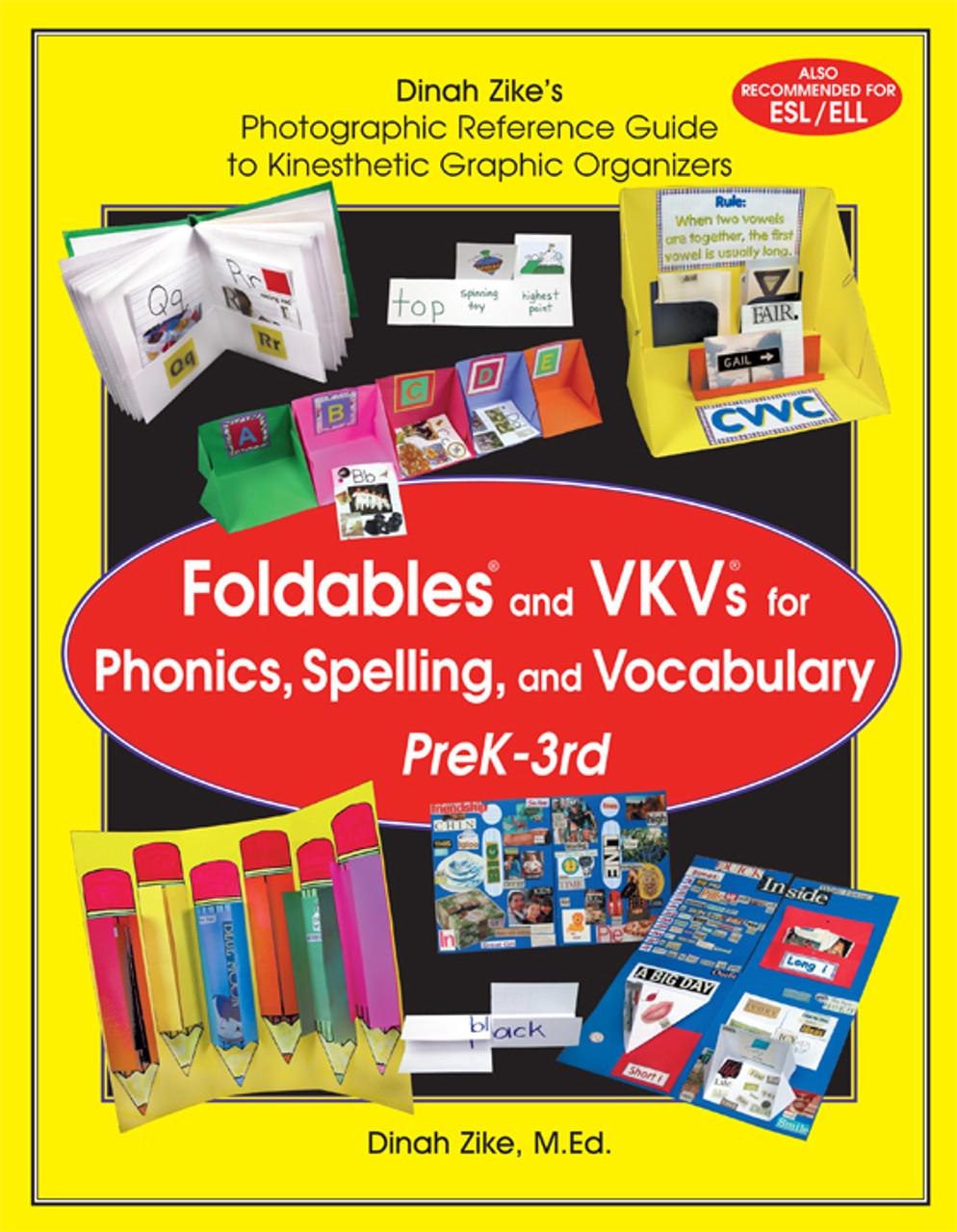 Vkv book prek-3rd