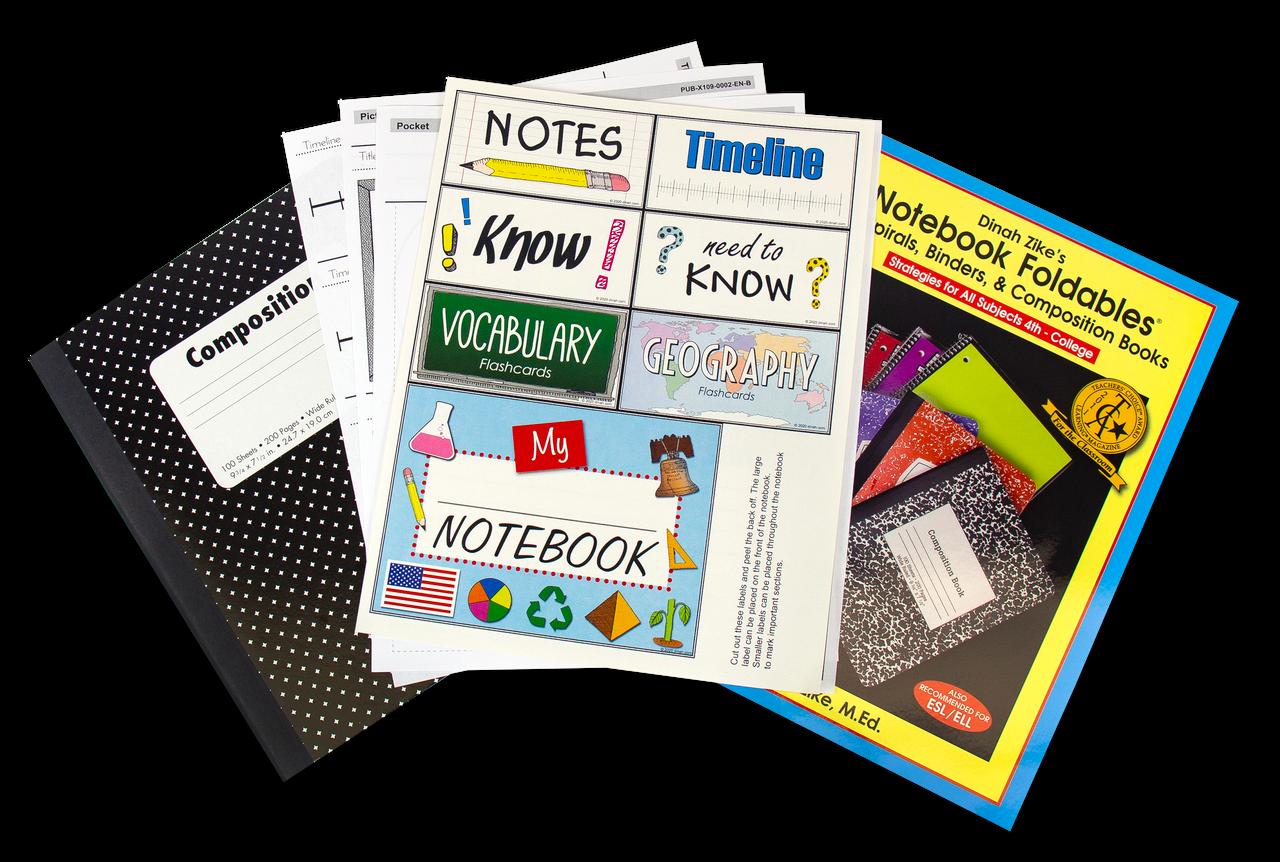 Notebook Foldables Bundle