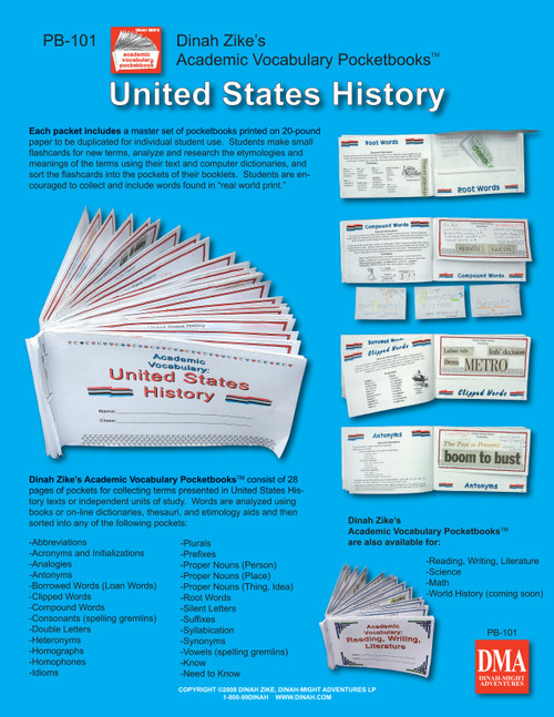 Pocketbook us history