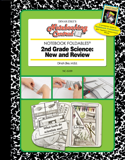 Cover 2nd grade science