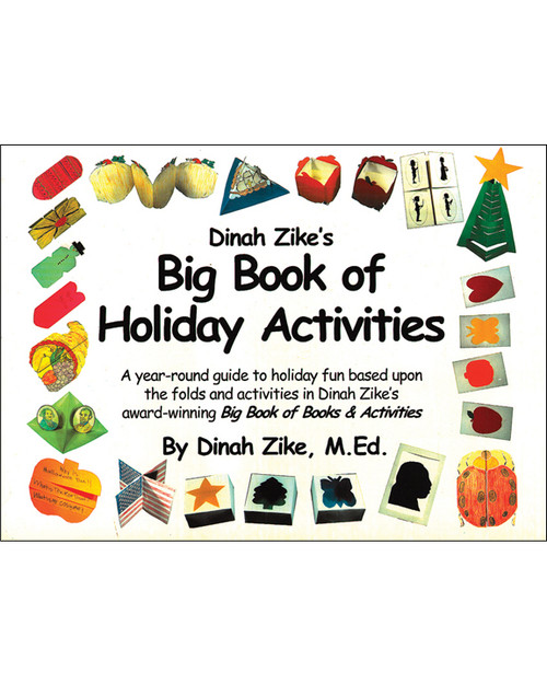 Holiday book cover