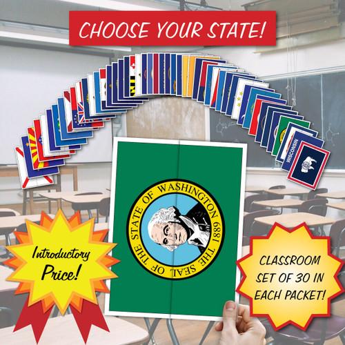 State Flag ShutterFolder