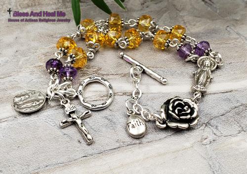 Lourdes bracelet