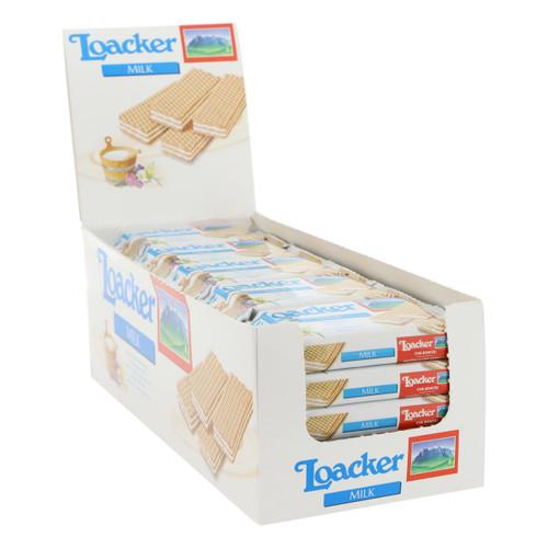 Loacker Classic 45gx25 Alpine Milk