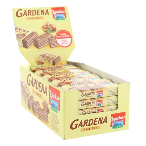Loacker Gardena 38gx25 Hazelnut