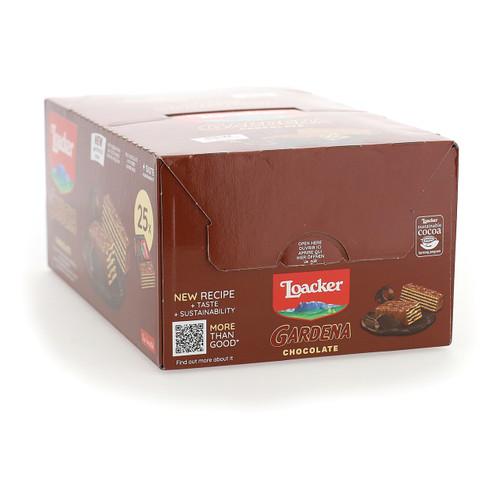 Loacker Gardena 38gx25 Chocolate