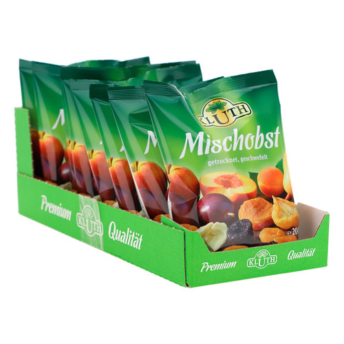 Kluth Mix frutta essicata 200gx8