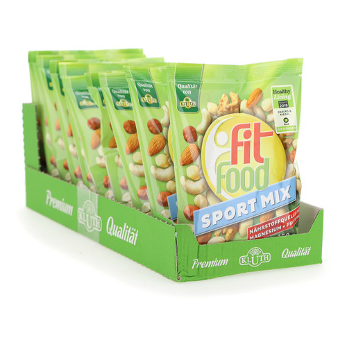 Kluth Fit Food 150gx10 Sport Mix