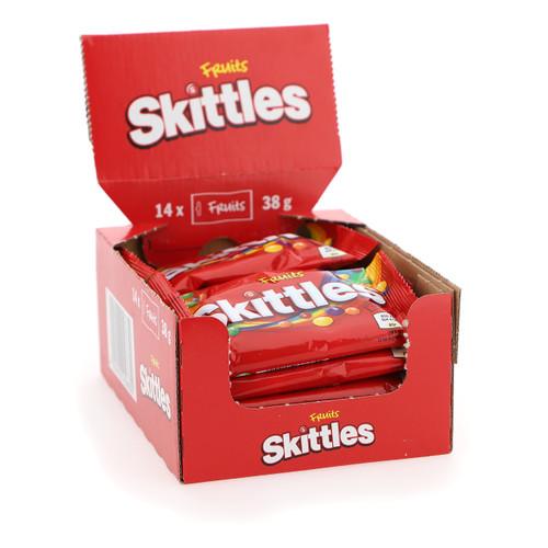 Mars Skittles 38gx14 fruit