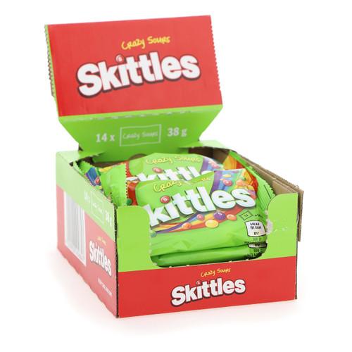 Mars Skittles 38gx14 sours