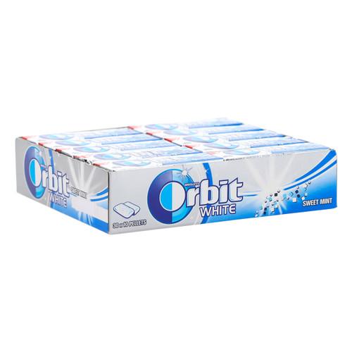 Wrigley Orbit White 14gx30 Menta dolce - Premium