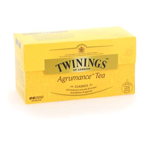 Twinings Classic Tea 25ff x12 Agrumance