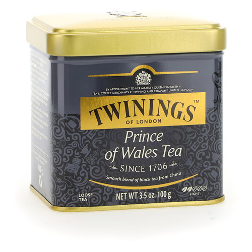 Twinings Classic Tea 100g x6 Prince of Wales sfuso latta