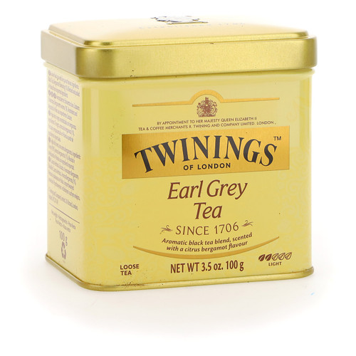 Twinings Classic Tea 100g x6 Earl Grey sfuso latta