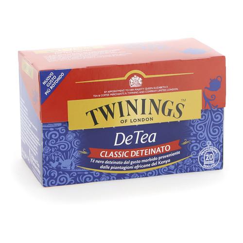 Twinings DeTea 20 ff x12 Classic