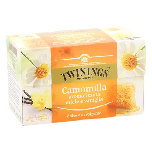 Twinings Infusions 20ff x6 Camomilla, Miele e