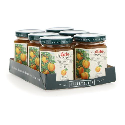 Darbo Confettura ricco di frutta 200g x6 Albicocche