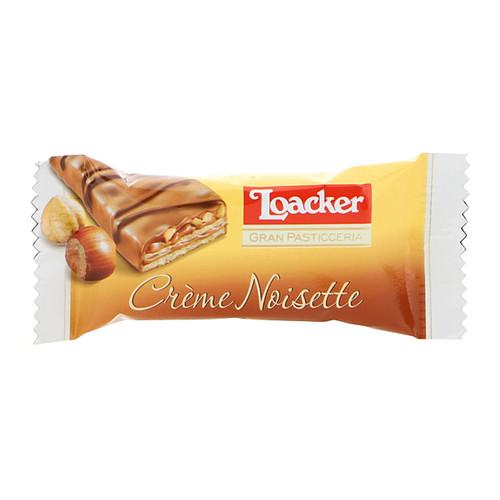 Loacker Patisserie 8,3gx350 Crème Noisette