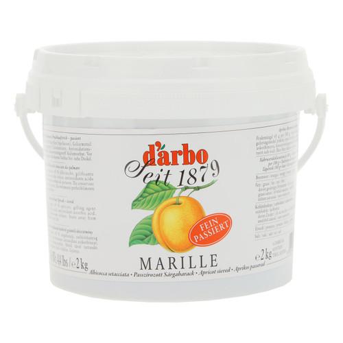 Darbo Confettura Crema Spalmabile 2kg Albicocche setacciata