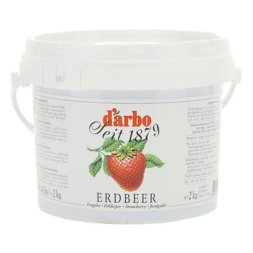 Darbo Confettura Crema Spalmabile 2kg Fragole