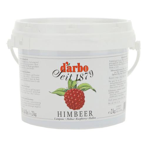 Darbo Confettura Crema Spalmabile 2kg Lamponi