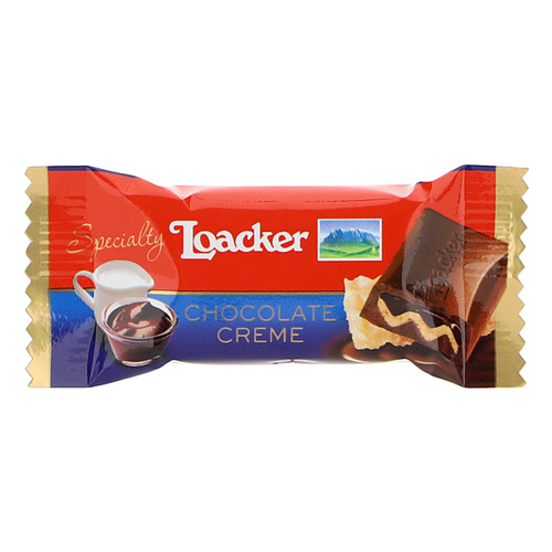 Loacker Choco Minis Specialty 9,3gx220 Chocolate Creme