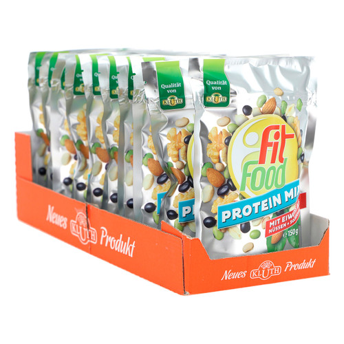 Kluth Fit Food 150gx10 Protein Mix